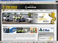 Free Lance Electrical Website